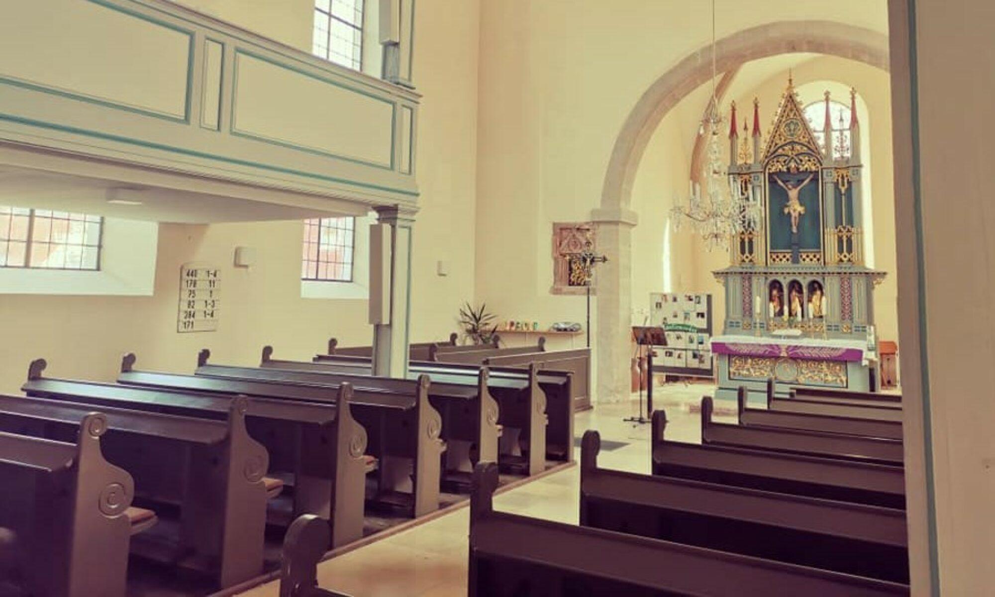 Evang.-Luther. Kirchengemeinde Lehrberg